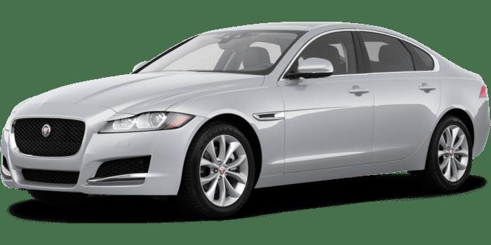 2018 Jaguar XF 20d Sedan RWD
