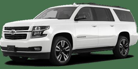 Chevrolet Suburban Premier 4WD