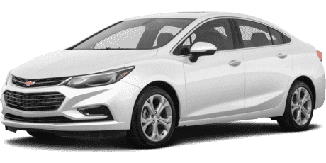 Chevrolet Cruze Premier with 1SF Sedan Automatic