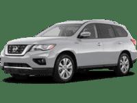 2017 Nissan Pathfinder Reviews