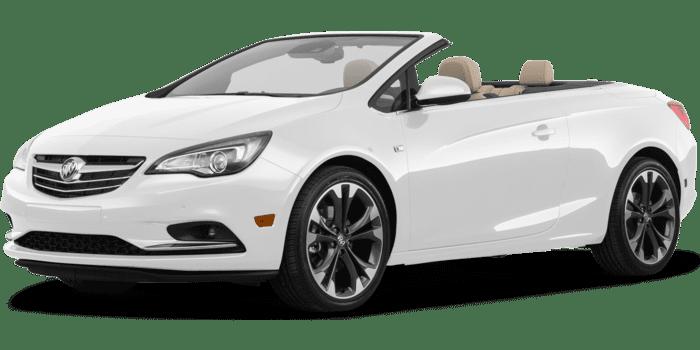 2019 Buick Cascada