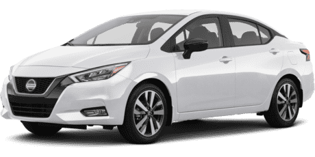 Nissan Versa SR Sedan CVT