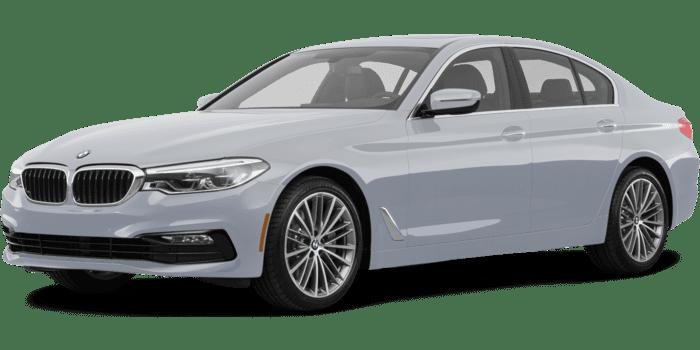 2019 BMW 5 Series 530i RWD