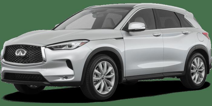 2020 INFINITI QX50 PURE FWD