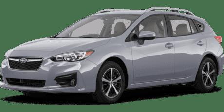 Subaru Impreza 2.0i Premium 5-door CVT
