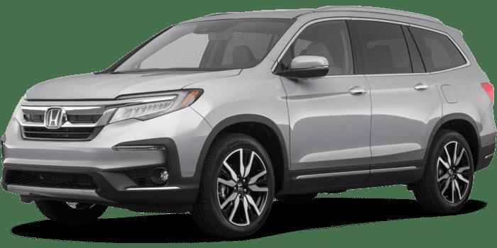 2020 Honda Pilot Touring 7-Passenger AWD