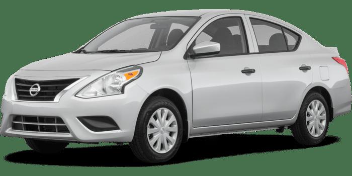 2019 Nissan Versa S Sedan Manual
