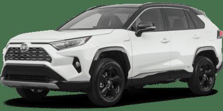 Toyota RAV4 Hybrid XSE AWD