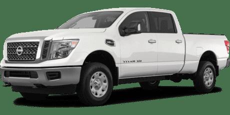 Nissan Titan XD SV Crew Cab Diesel 4WD
