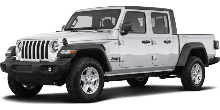 2020 Jeep Gladiator Prices Reviews Incentives Truecar