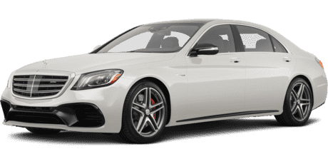 Mercedes-Benz S-Class AMG S 63 4MATIC+ Sedan