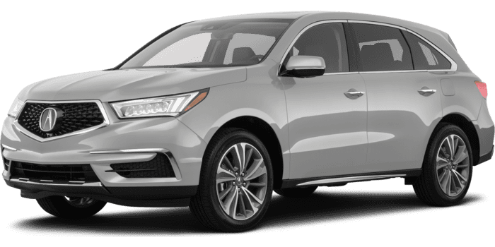 Acura MDX Prices Incentives Dealers TrueCar - 2018 acura mdx price