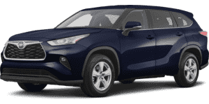 2020 Toyota Highlander in Rock Hill, SC