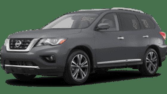 2017 Nissan Pathfinder in Snellville, GA 1