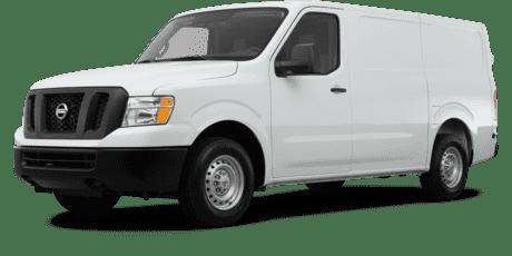 Nissan NV Cargo NV2500 HD Standard Roof V8 S *Ltd Avail*