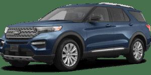 2020 Ford Explorer in Medford, MA