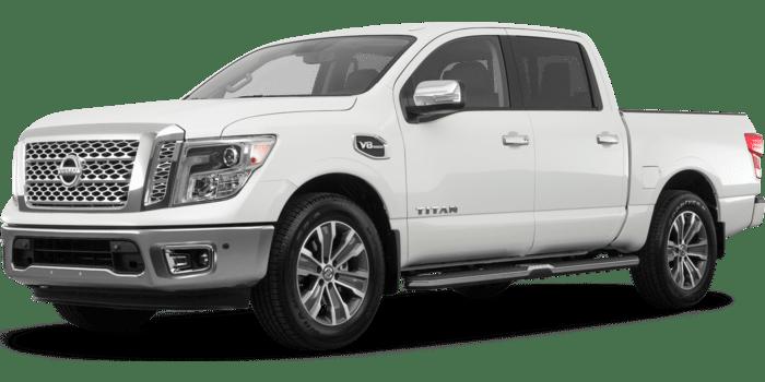 Nissan Titan Platinum Reserve Crew Cab 4WD