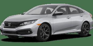 2019 Honda Civic in Westport, CT