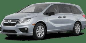 2020 Honda Odyssey in St. Peters, MO