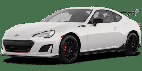 Subaru BRZ tS Manual