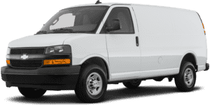 2018 Chevrolet Express Cargo Van Prices