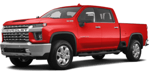 2020 Chevrolet Silverado 2500HD in Daleville, IN