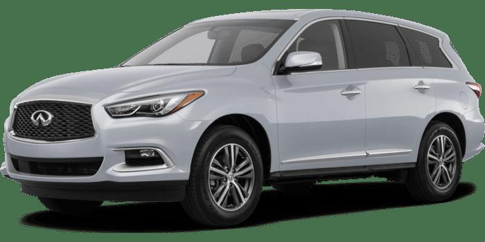 2019 INFINITI QX60 2019.5 PURE AWD