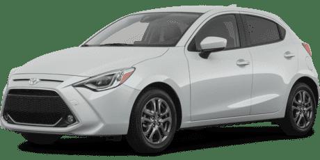 Toyota Yaris XLE Hatchback Automatic