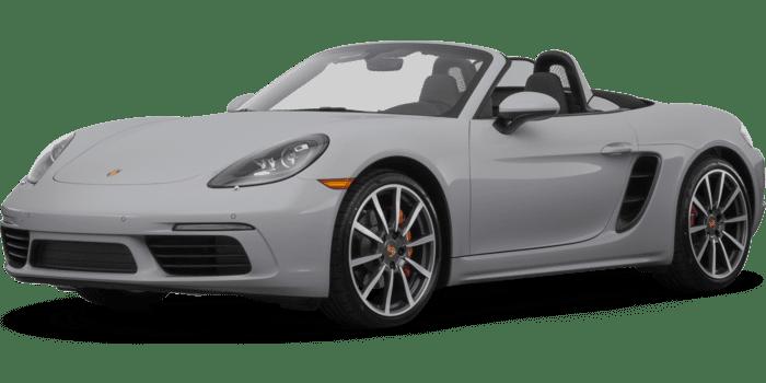 2019 Porsche 718 Boxster GTS Roadster