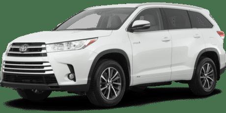 Toyota Highlander Hybrid LE V6 AWD
