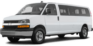 2018 Chevrolet Express Passenger Prices