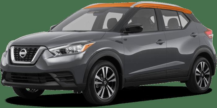 2018 Nissan Kicks S FWD