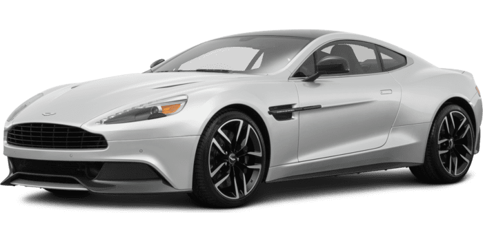 2018 Aston Martin Vanquish