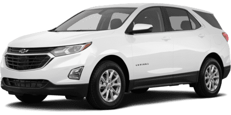Chevrolet Equinox LT with 3LT FWD