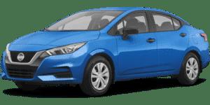 2020 Nissan Versa in Highland, MI