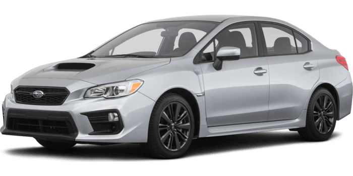 2020 Subaru WRX Base Manual