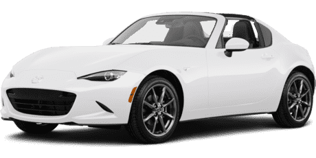 Mazda MX-5 Miata RF Grand Touring Automatic