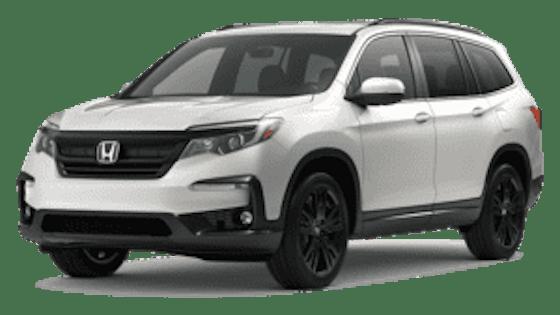 2021 Honda Pilot in Moss Point, MS 1