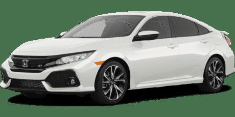 Honda Civic Si Sedan Manual