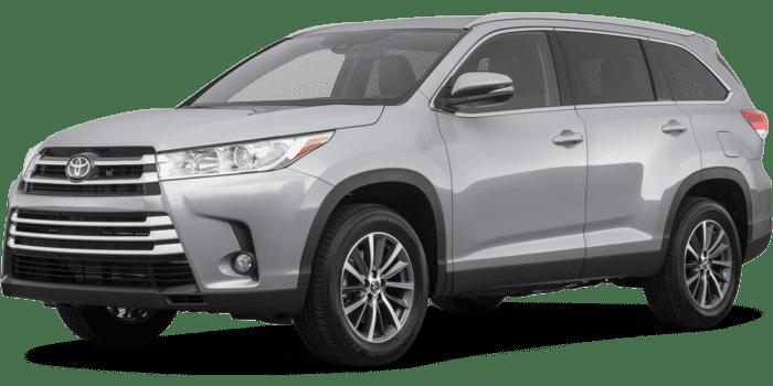 2019 Toyota Highlander Prices, Reviews & Incentives | TrueCar