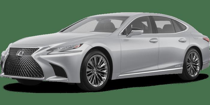 Lexus LS LS 500h AWD