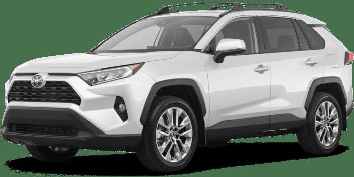 2021 Toyota Rav4 Prices Incentives Truecar