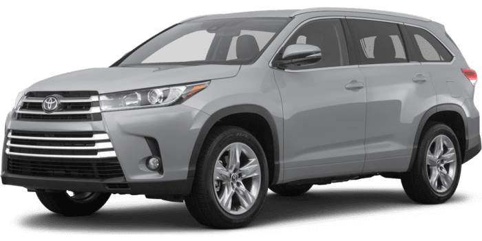 2019 Toyota Highlander Limited Platinum V6 AWD