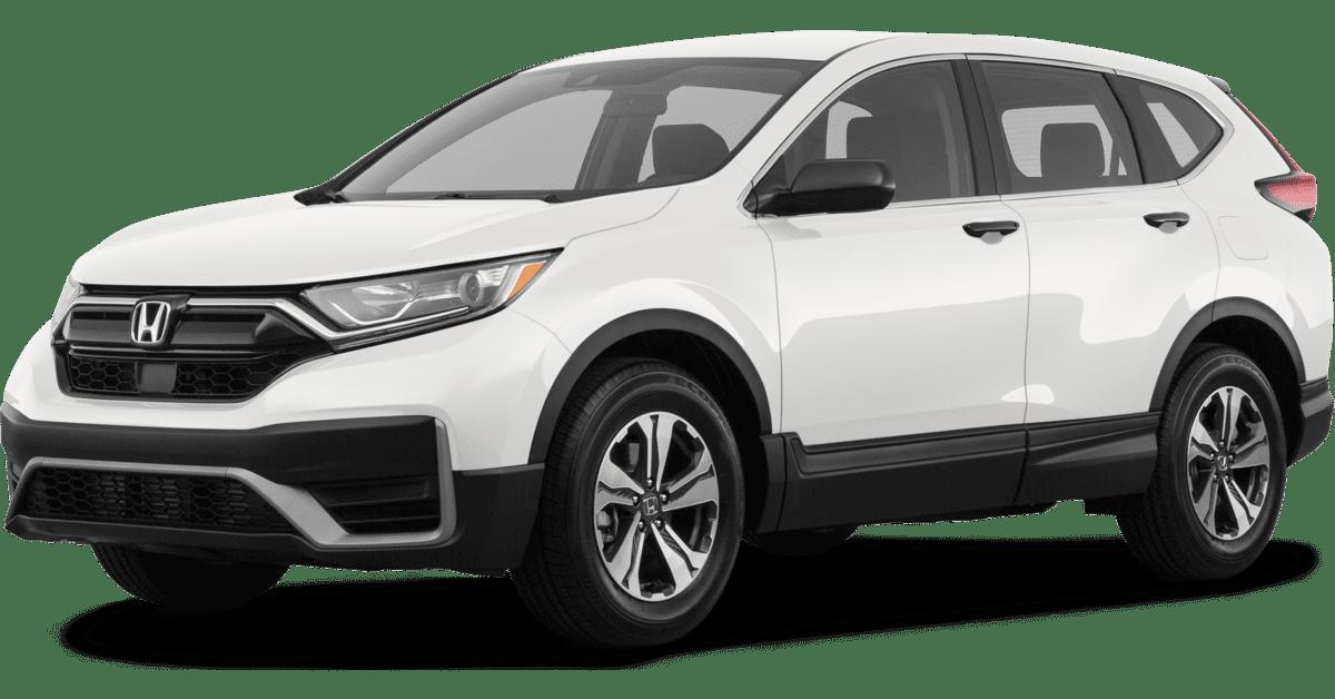 2020 Honda Cr V Prices Reviews Incentives Truecar