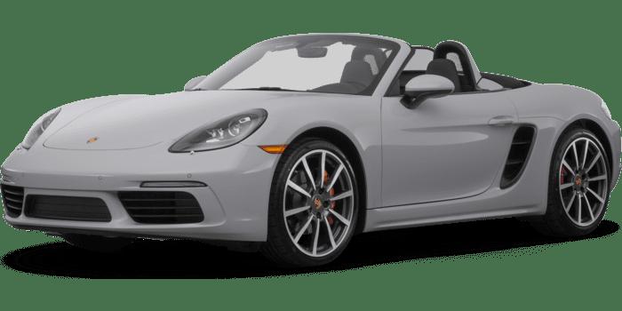 2018 Porsche 718 Boxster GTS Roadster