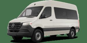 2020 Mercedes-Benz Sprinter Cargo Van Prices