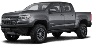 2020 Chevrolet Colorado in Fayetteville, NC