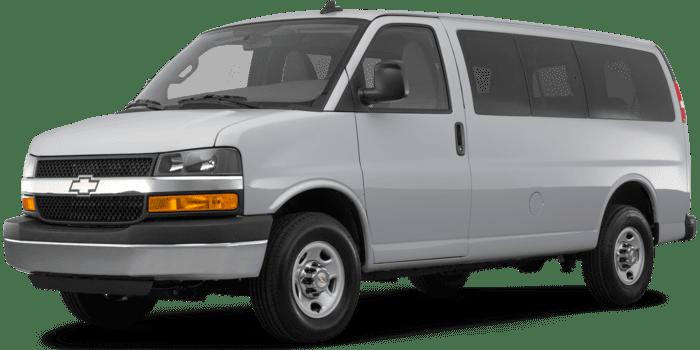 2019 Chevrolet Express Passenger 3500 LT SWB