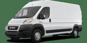 2019 Ram ProMaster Cargo Van Prices