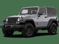 2017 Jeep Wrangler Reviews